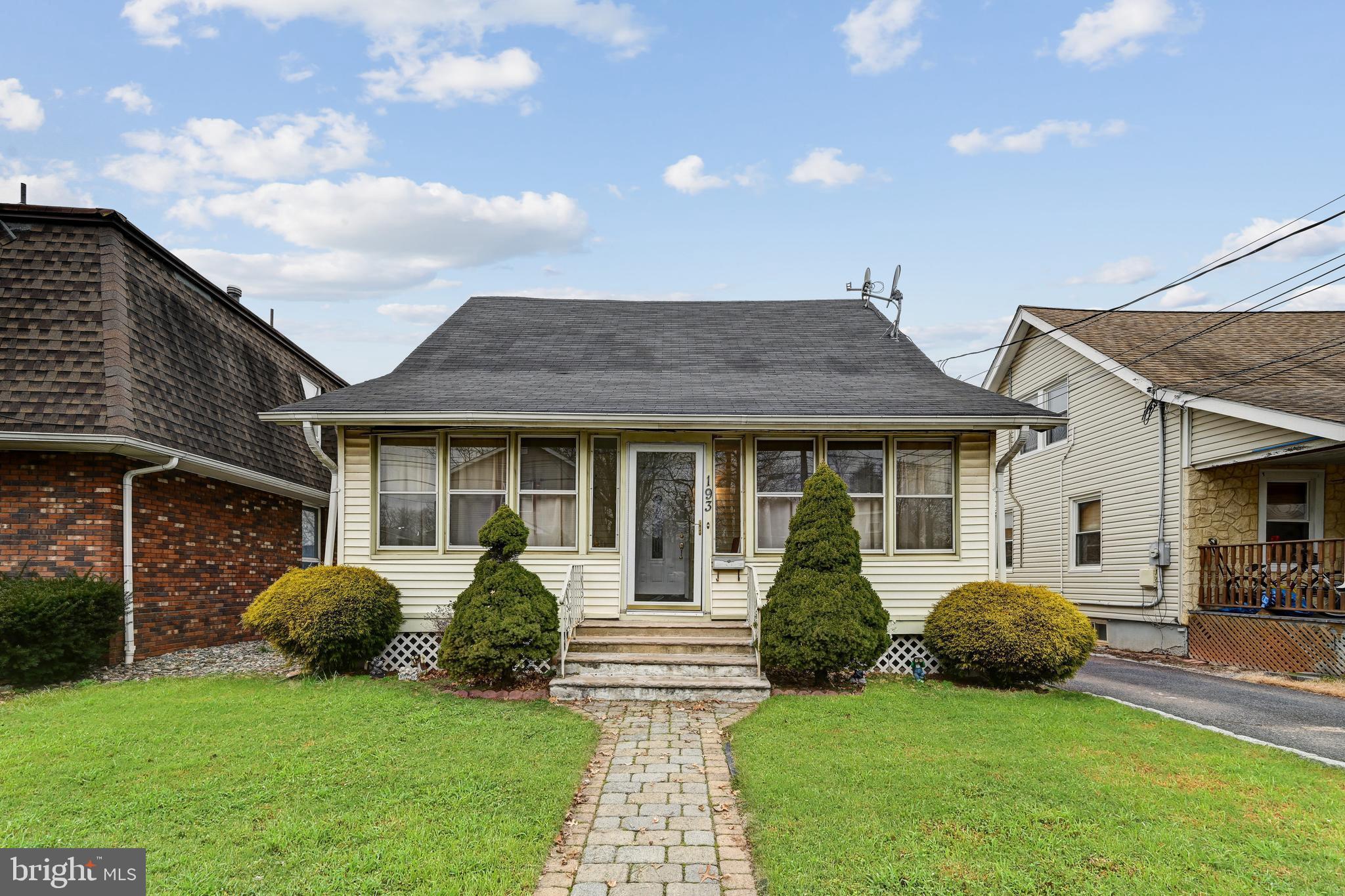 193 DAVENPORT STREET, SOMERVILLE, NJ 08876