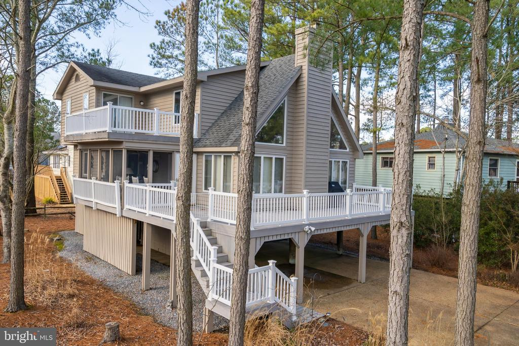 943  PINE TREE LANE, Bethany Beach in SUSSEX County, DE 19930 Home for Sale
