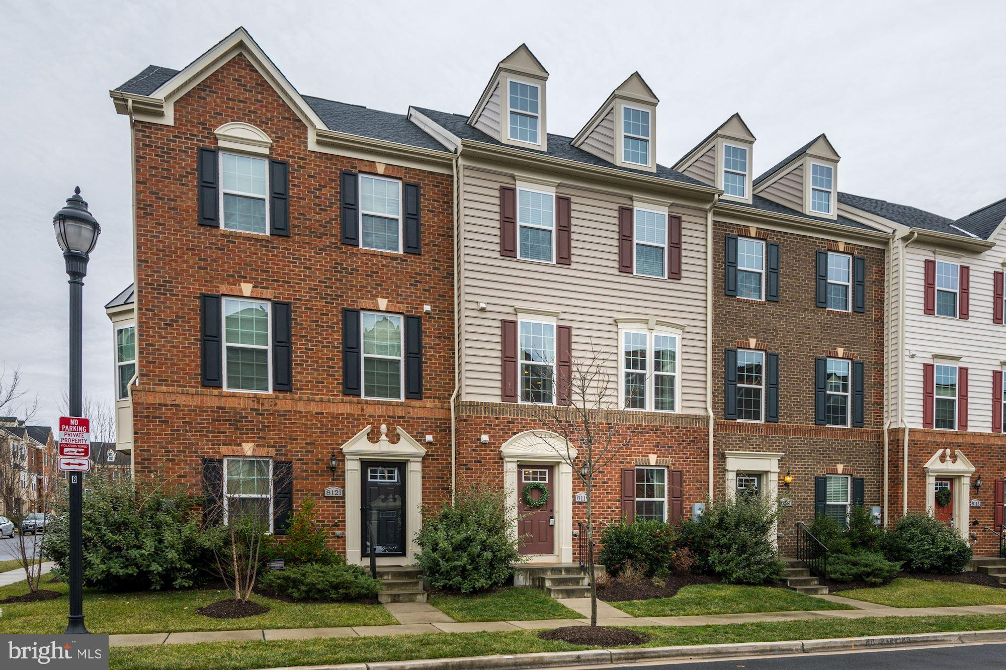 8119 S CHANNEL DRIVE, GREENBELT, MD 20770