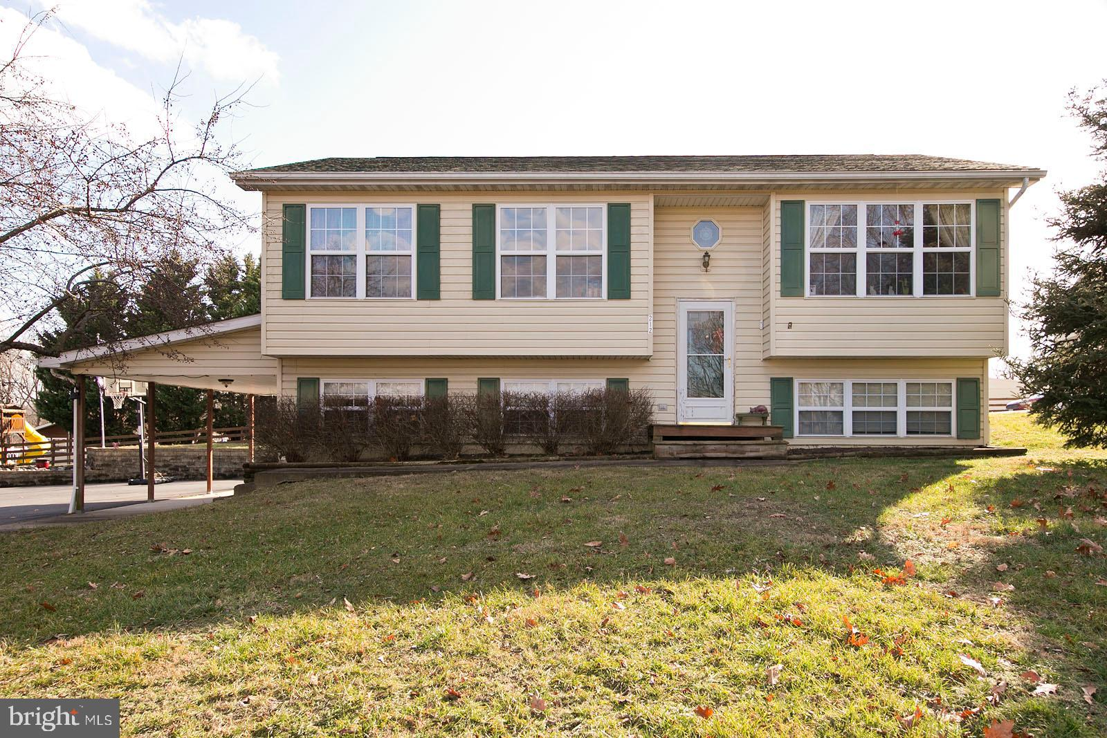 212 LITTLER LANE, STEPHENSON, VA 22656