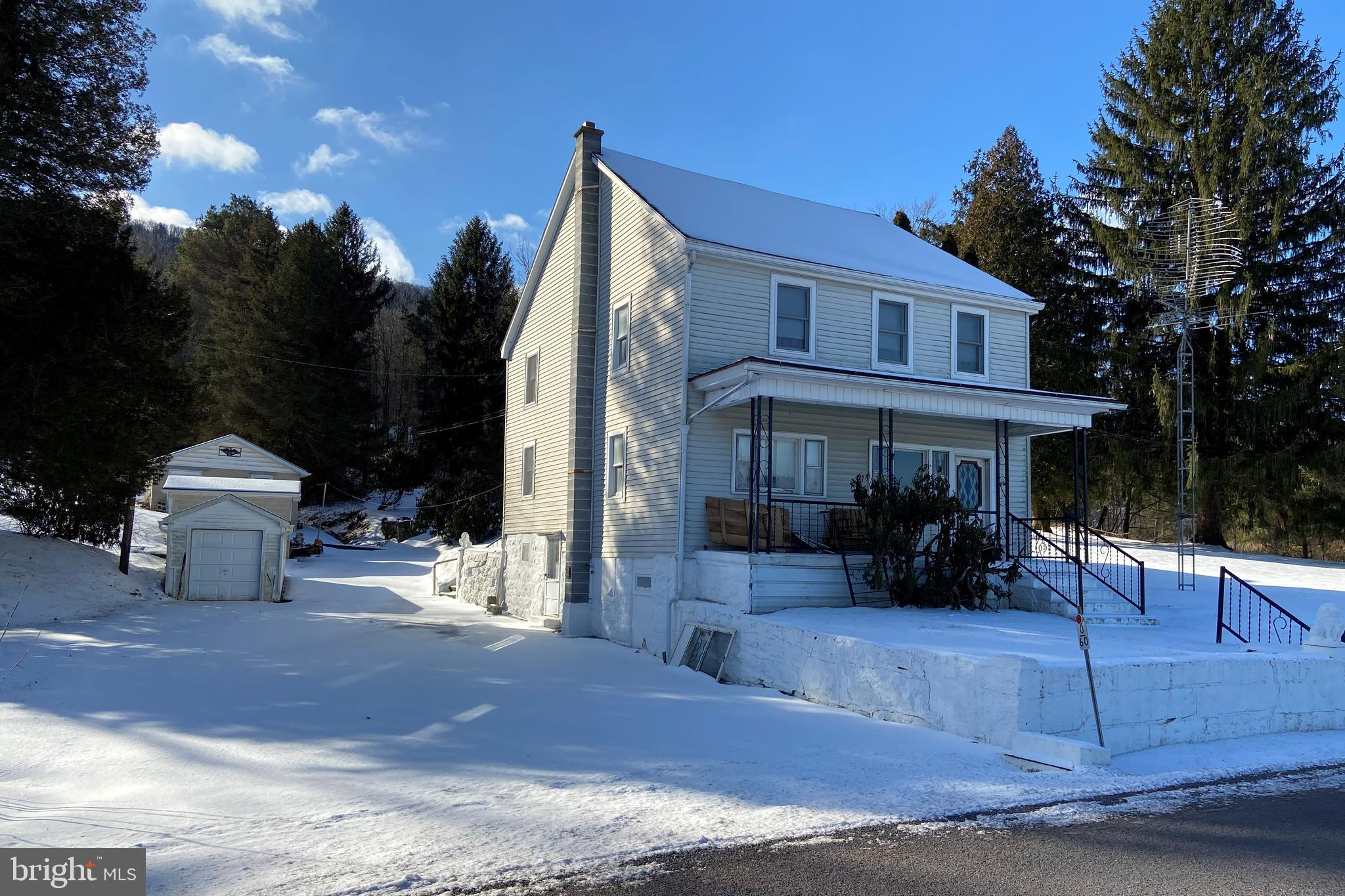 480 AIRPORT ROAD, ASHLAND, PA 17921