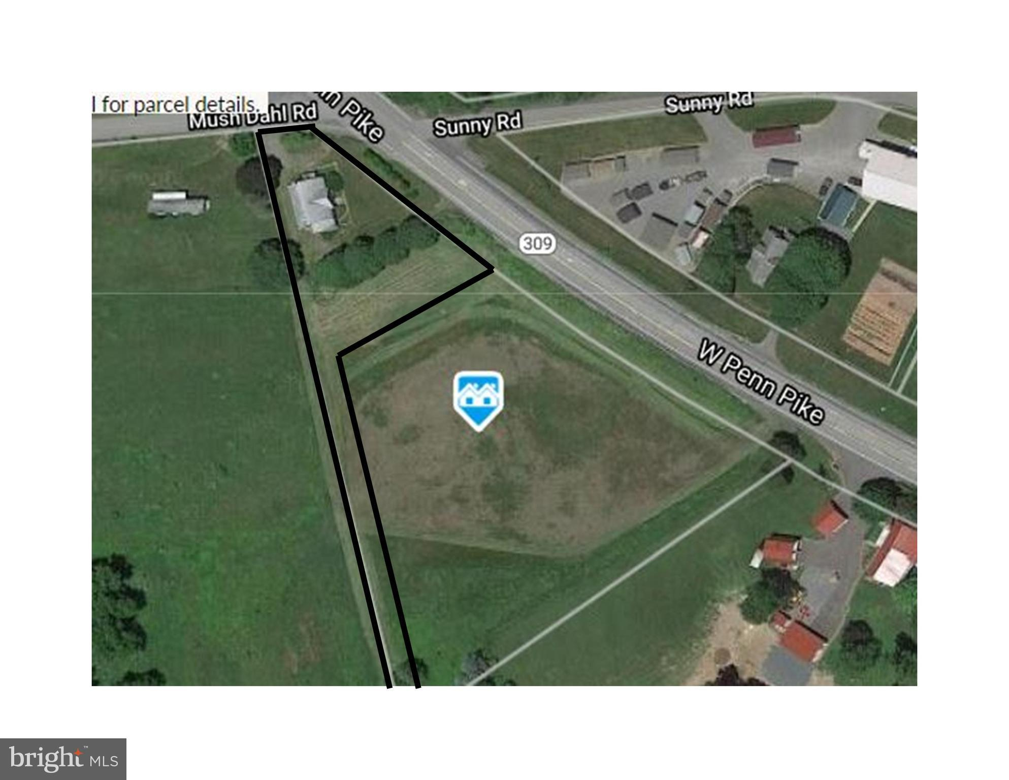 372 MUSH DAHL ROAD C, NEW RINGGOLD, PA 17960
