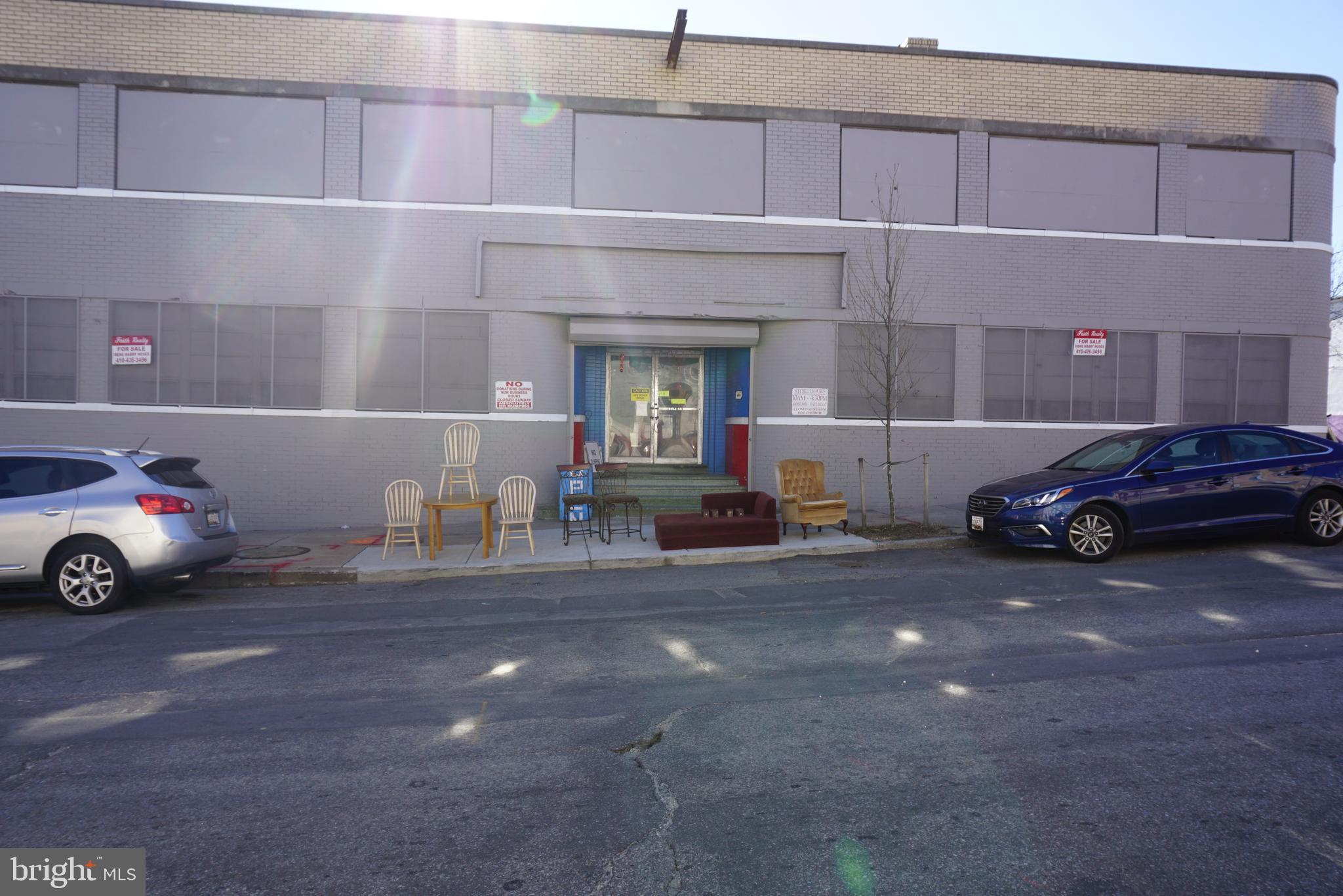 2441 W BALTIMORE STREET, BALTIMORE, MD 21223