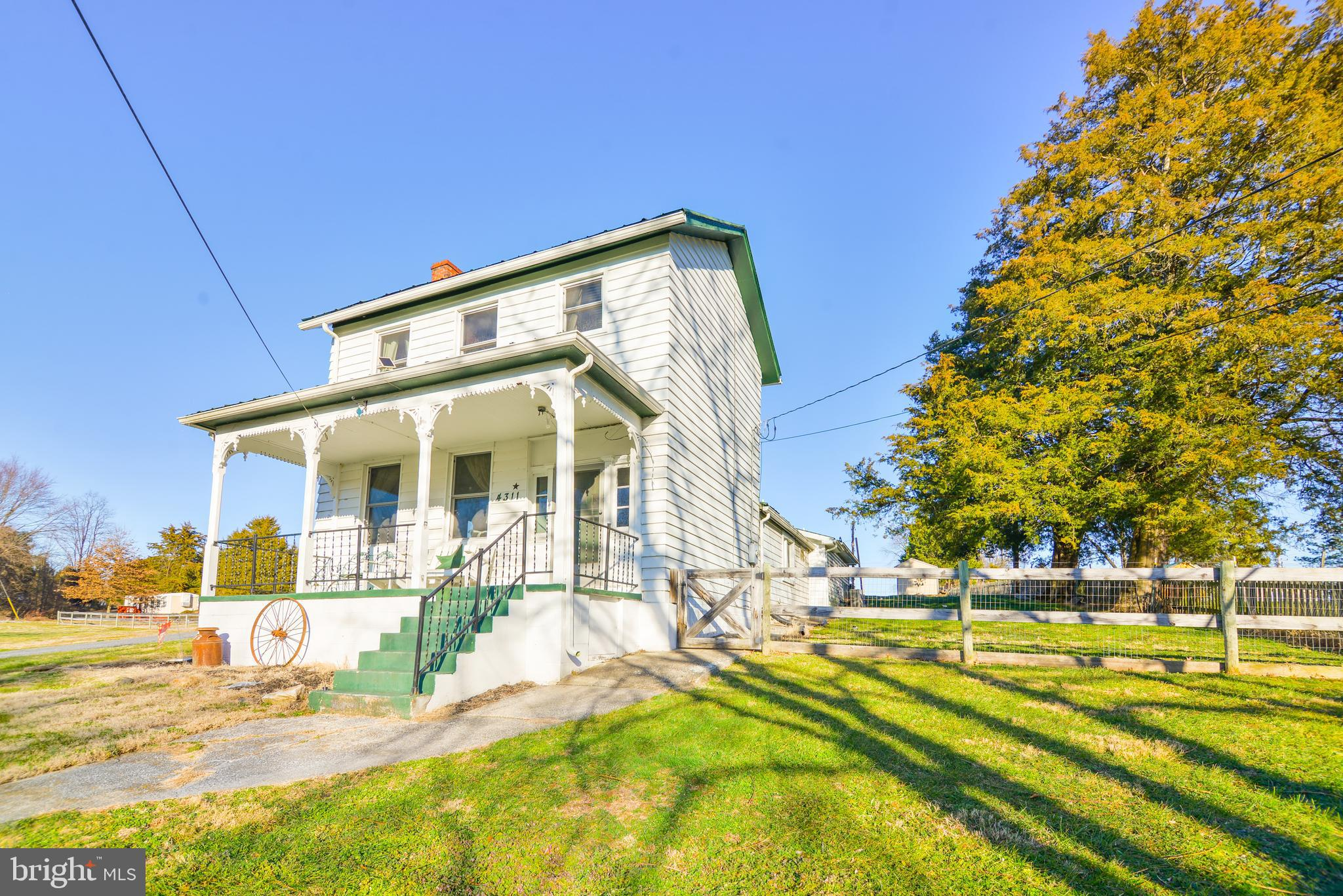4311 SAINT MARKS ROAD, KNOXVILLE, MD 21758