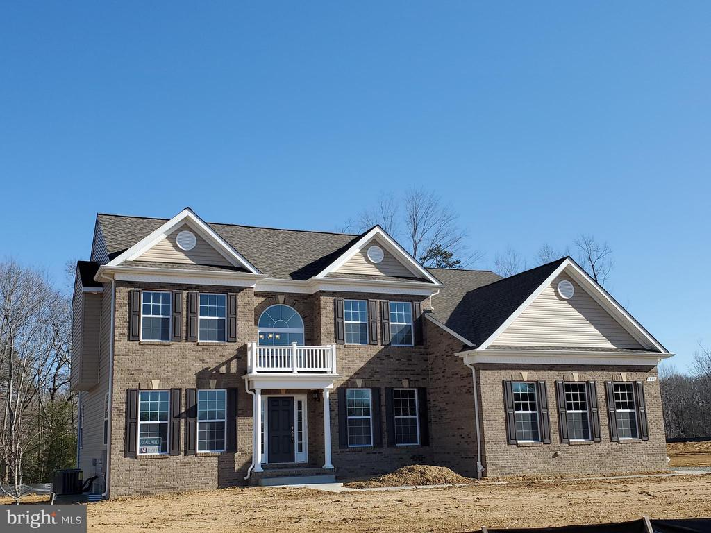 Incredible opportunity to build your dream home on this magnificent 5+ acre home site in Southern Anne Arundel County!  Marrick Homes is offering their gorgeous Grand Pinehurst model loaded with options and upgrades.  Wide open light filled floor plan with  hardwood floors on the main level, gourmet eat-in kitchen with center island, granite counter tops and stainless steel appliances!  Family room off kitchen has a gas fireplace with a custom stone hearth and window!  Separate dining and living room!  Optional first floor bedroom!  Upper level with private owner~s suite with spa like bathroom with ceramic tile, oversized soaking tub, separate shower, double sinks and double walk-in closets!  Additional bedrooms are very generous in size! 3 full baths on the  upper level with a potential buddy bath!  Partially finished basement with rec room and full bath!  Still time to make this home your own and make some modifications, selections, etc.  Absolutely beautiful property that is cleared, flat and ready!  Bring your horses, garages, barns, sheds, toys or whatever fits your needs!  Closing assistance with preferred lender!  Plans and specs available for viewing!  Other models available!