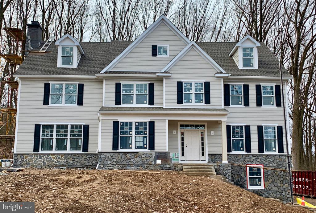 Public Open House Saturday Feb 22nd from 12 - 2pm.  Welcome to 726 Mancill Road.  This new construction home, built by Top Notch General Contracting, offers 6 bedrooms, 4 full bathrooms, 2 powder rooms, 5,300+ square feet of luxurious living space, finished basement, finished 3rd floor, and a two-car side entry garage on a gorgeous .77 acre lot.  It~s the perfect blend of quality construction, functional floorplan, high-end finishes, and location.  Interior features include site finished 6~ white oak hardwood floors throughout the main level and upstairs hallway, custom built-in cubbies in mudroom, 4-zone high efficiency Trane HVAC system, extensive custom moldings and recessed lighting throughout, 2nd floor laundry, impressive two-story entrance foyer, wet bar with beverage center, wine storage, and live edge shelves, and Anderson 200 series wood windows.  The gourmet kitchen has 48~ custom painted maple cabinetry, GE Monogram stainless steel professional grade appliances, 9~ center island with overhang, tile backsplash, and quartz countertops.  The master bedroom suite has huge his/her closets with custom storage systems and spa like bathroom with 70~ furniture grade double bowl vanity, stand alone soaking tub, large shower with frameless glass enclosure, and Carrera marble throughout.  Exterior features include 7.25~ James Hardie lap siding, real stone veneer on chimney and water table, bluestone walkway to front door, bluestone patio off the breakfast room, and an attractive boulder retaining wall creating a large, level rear yard.  This home is ideally located close to all major commuter routes, shopping, dining, downtown Wayne, the King of Prussia Town Center, Lifetime Fitness, and is part of the top rated Tredyffrin Easttown School District.   Come join us at our first open house on Saturday February 8th from 12 ~ 2pm.  One of the owners is a licensed PA broker.  Taxes displayed are for old home on the property and will be re-assessed after settlement.