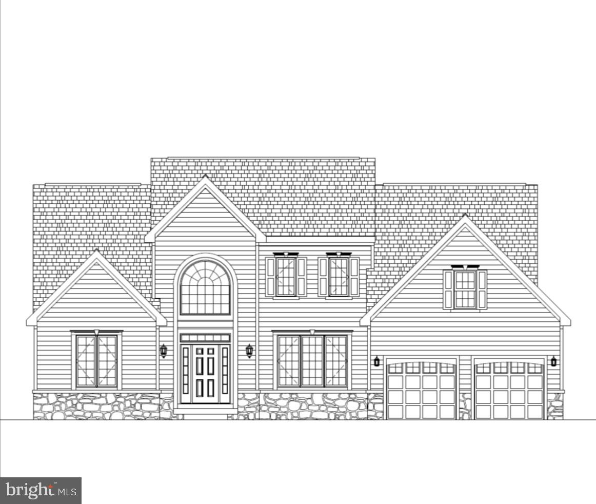 The Montgomery Classic on homesite #57 at Forty Nine Pines.  4 Bedrooms, 3 Baths, Loft, full Basement and 2 car Garage.