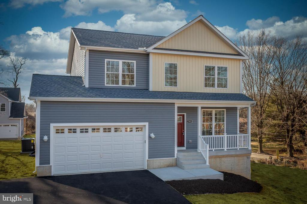 Open house Saturday February 8th from 12:00-2:00.  New construction in Baltimore County with 3,100+ sq ft of finished space. Open layout throughout main level which includes hardwood floors and recessed lighting. Chef's kitchen with large island. Master suite with cathedral ceiling, walk in closet, and bathroom with separate tub and shower. Bedroom level laundry. Finished basement included. 10 year builder warranty. No HOA, no front foot fee. Zoned for Stoneleigh Elementary, Dumbarton Middle, and Towson High. Schedule your showing before its too late!