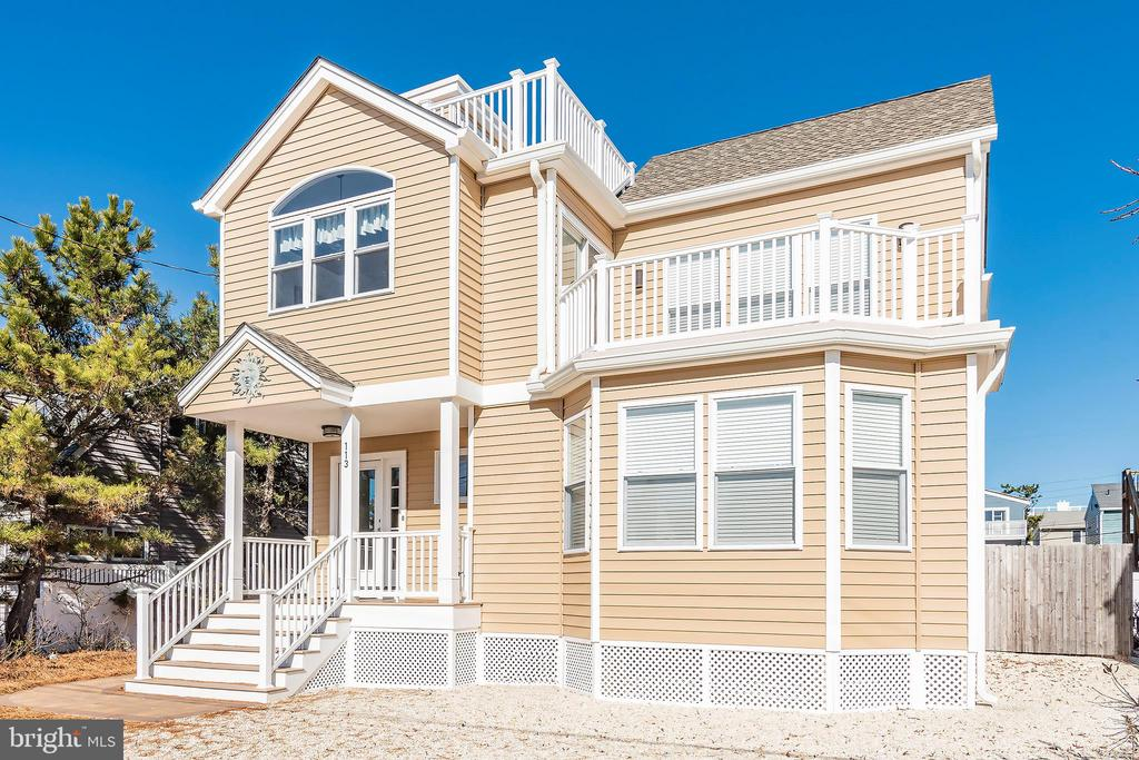 113 E NEW YORK AVENUE, Long Beach Island in OCEAN County, NJ 08008 Home for Sale