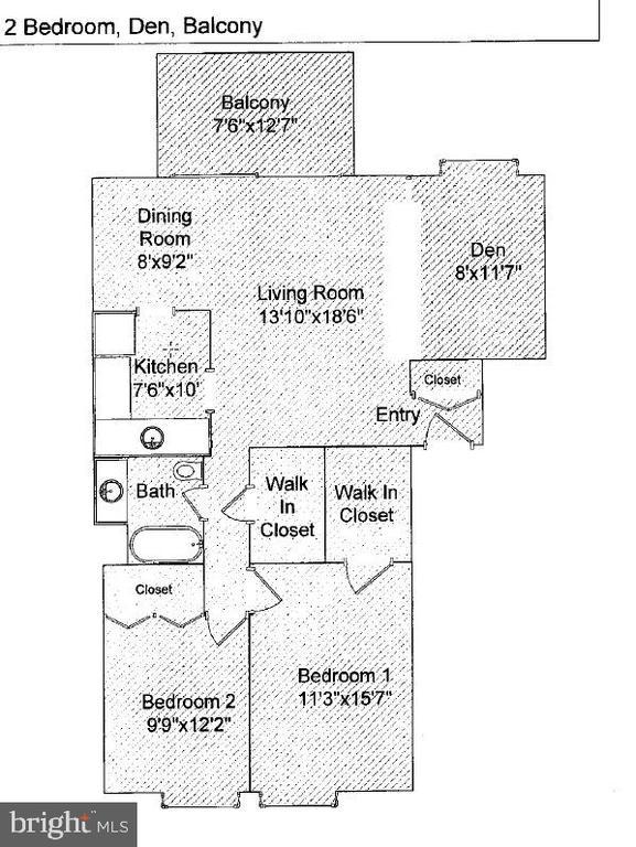 2634 Fort Farnsworth #133, Alexandria, VA 22303