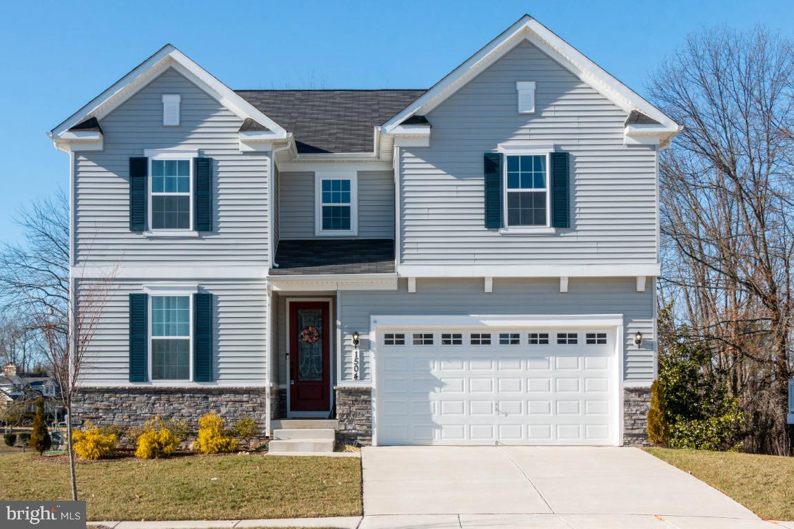 1504 TOUCHARD DRIVE, CATONSVILLE, MD 21228
