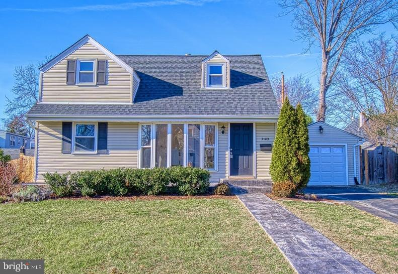 2102  DARTMOUTH DRIVE 22307 - One of Alexandria Homes for Sale