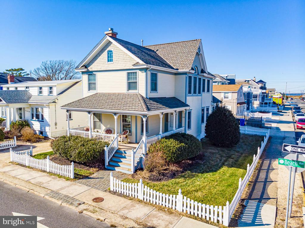 610 N BEACH AVENUE, Long Beach Island in OCEAN County, NJ 08008 Home for Sale