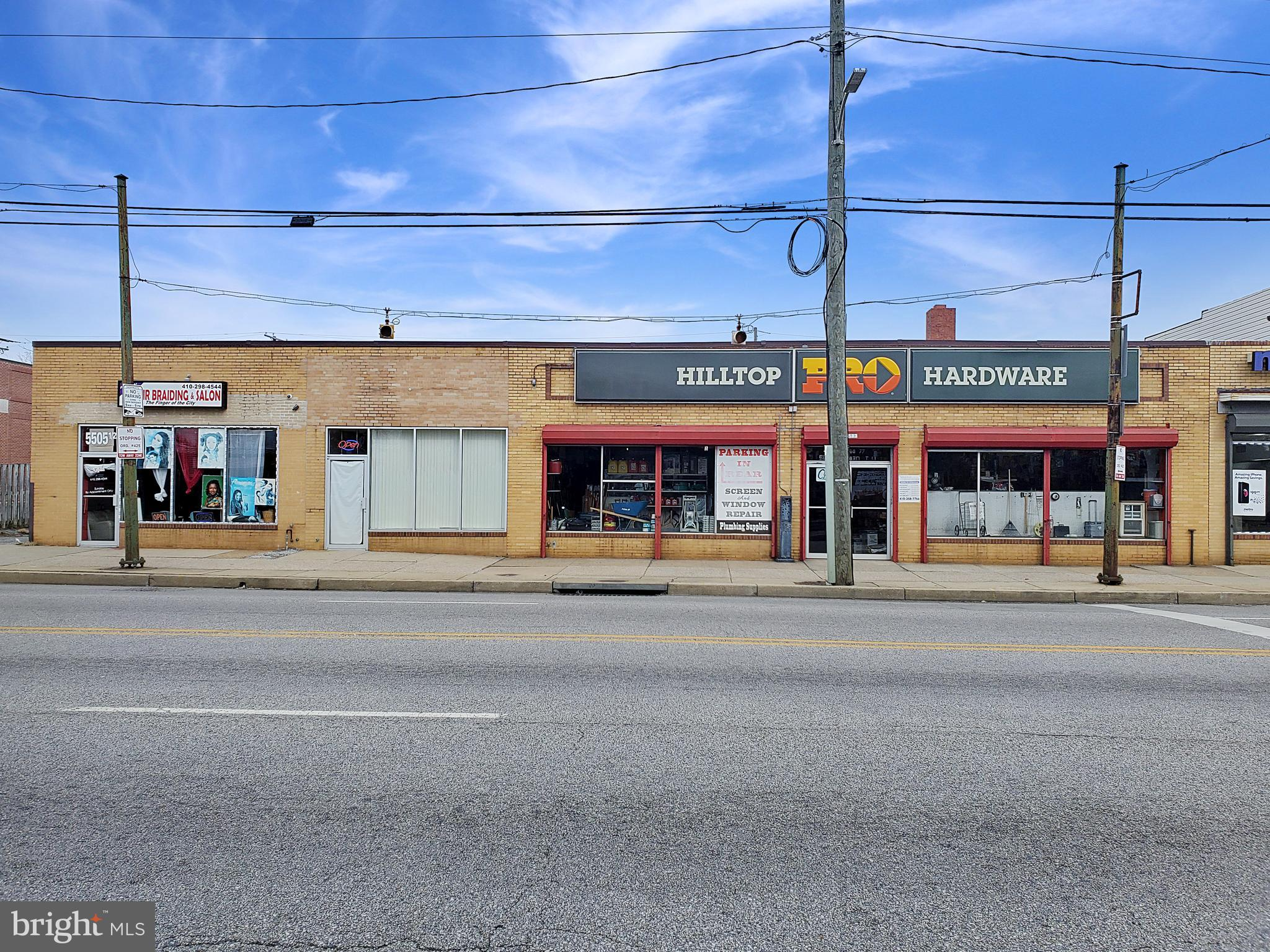 5503 Reisterstown Road, Baltimore, MD 21215