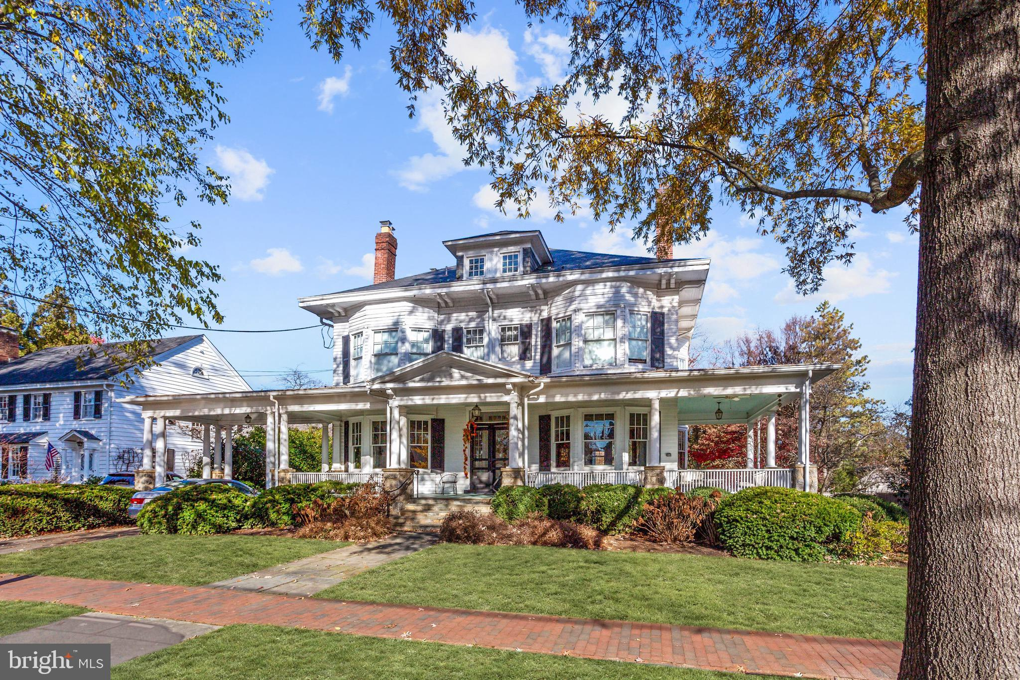21 QUINCY STREET, CHEVY CHASE, MD 20815