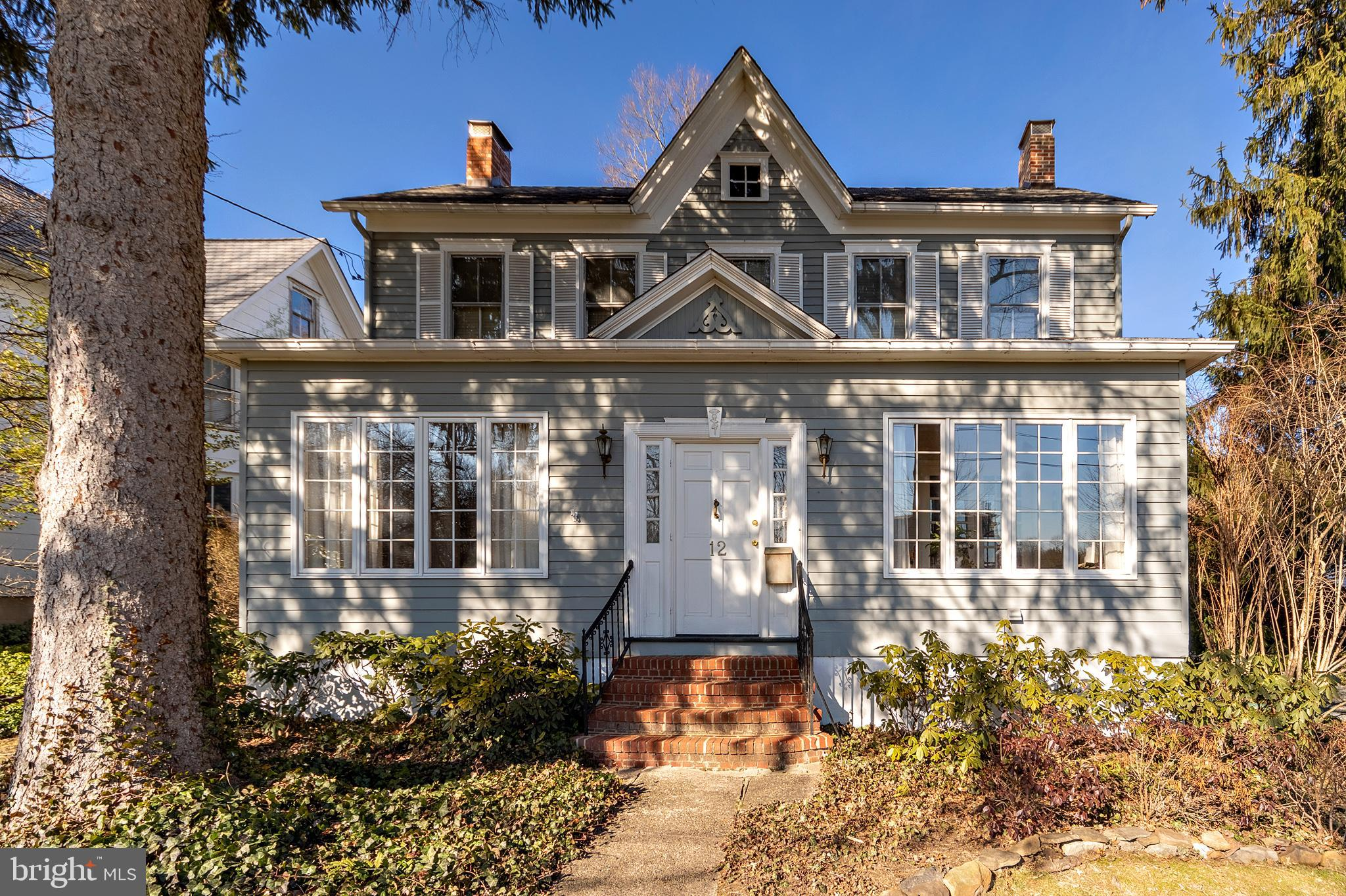 12 FRONT STREET, HOPEWELL, NJ 08525