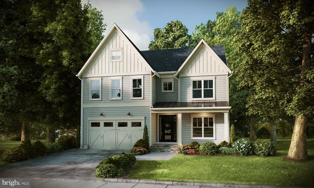 BeaconCrest Homes presents this exquisite new home steps from Ballston. Under construction now for spring delivery.