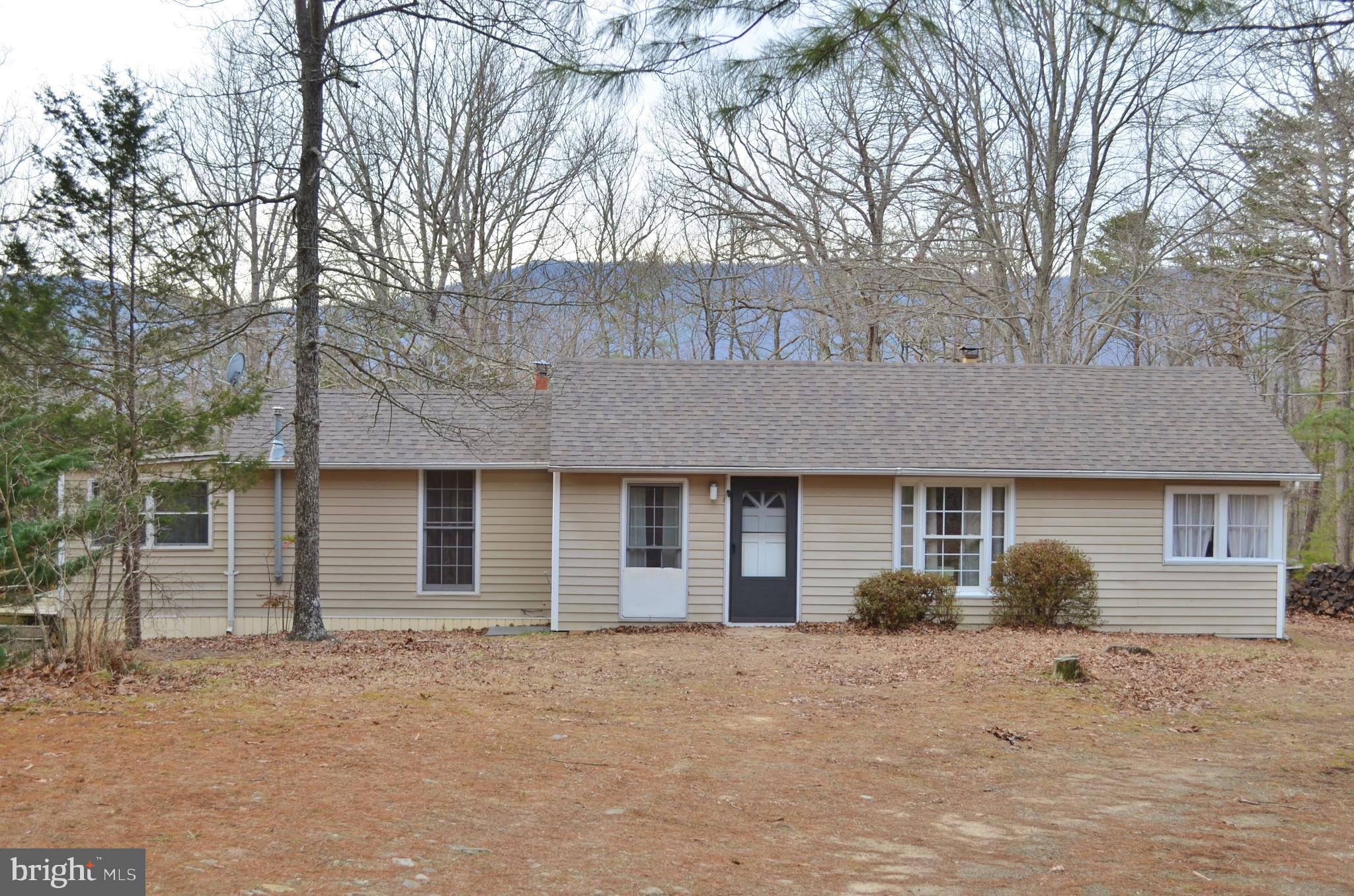 647 HABRON HOLLOW ROAD, FORT VALLEY, VA 22652