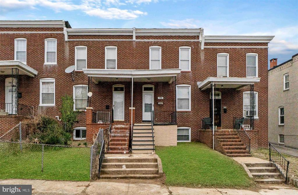 Welcome to this freshly renovated classic Baltimore row home, conveniently located near Johns Hopkins University and Morgan State campuses. This home boasts new flooring, new carpet, brand new kitchen with matching appliances and new cabinetry. Entertain guests in the spacious living and dining room areas, or outside in the cozy backyard. Perfect for a first time home buyer, a down-sizer, or even a successful investor. Schedule a showing today and see for yourself!