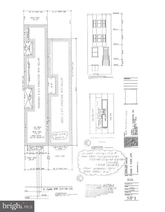 2348 N PARK AVENUE, PHILADELPHIA, PA 19132