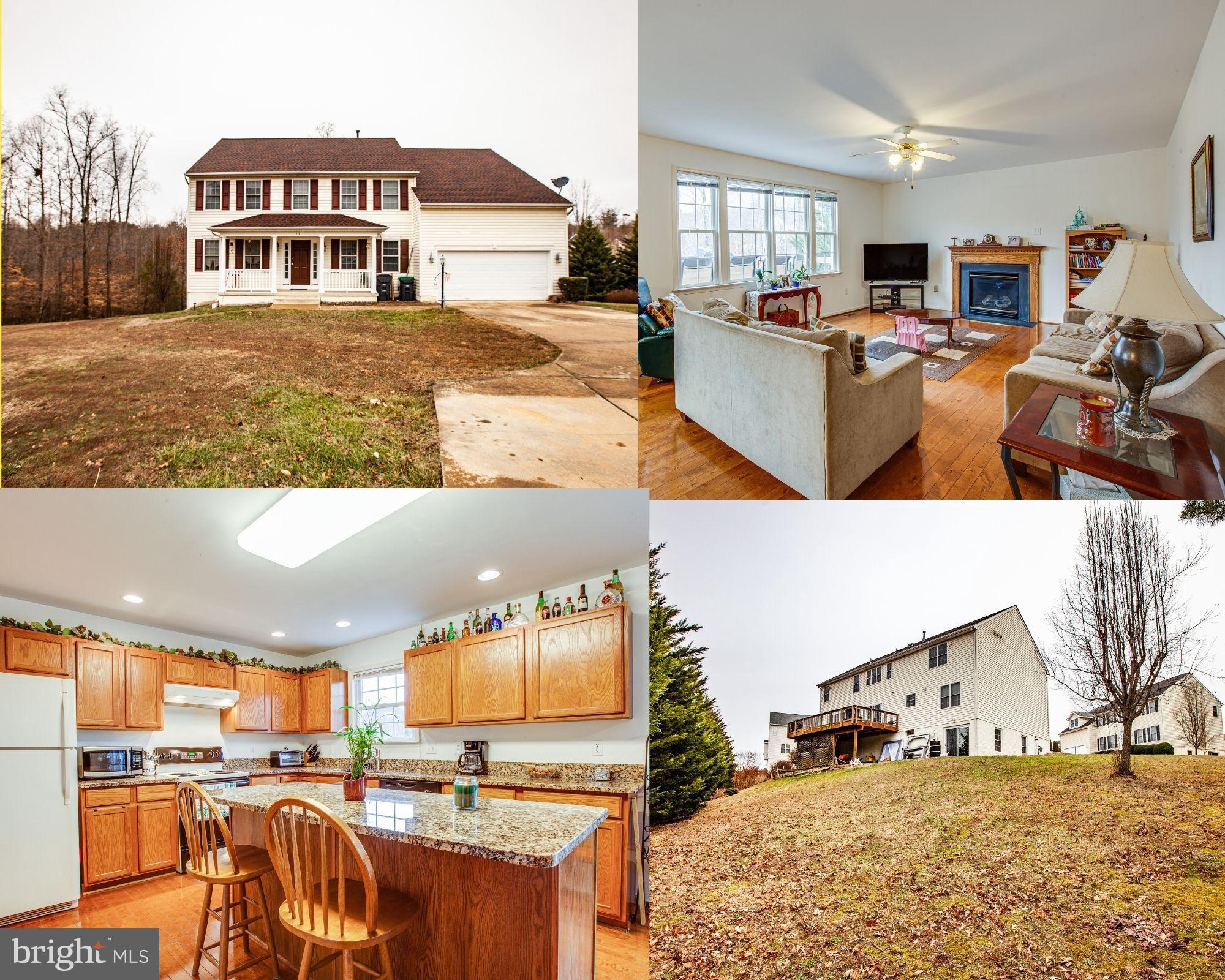 112 Country Manor Dr, Fredericksburg, VA, 22406