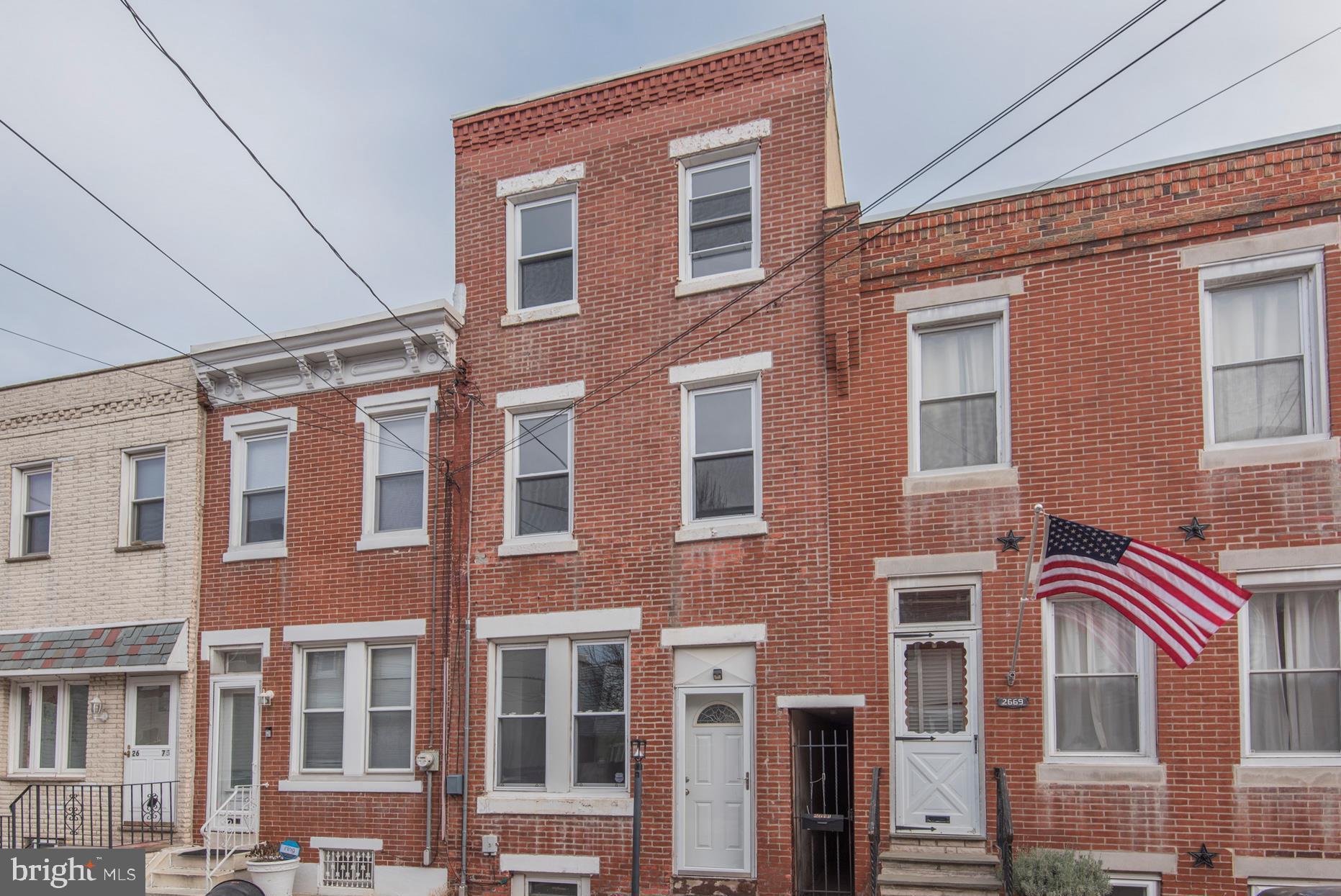 2671 E Thompson Street, Philadelphia, PA 19125