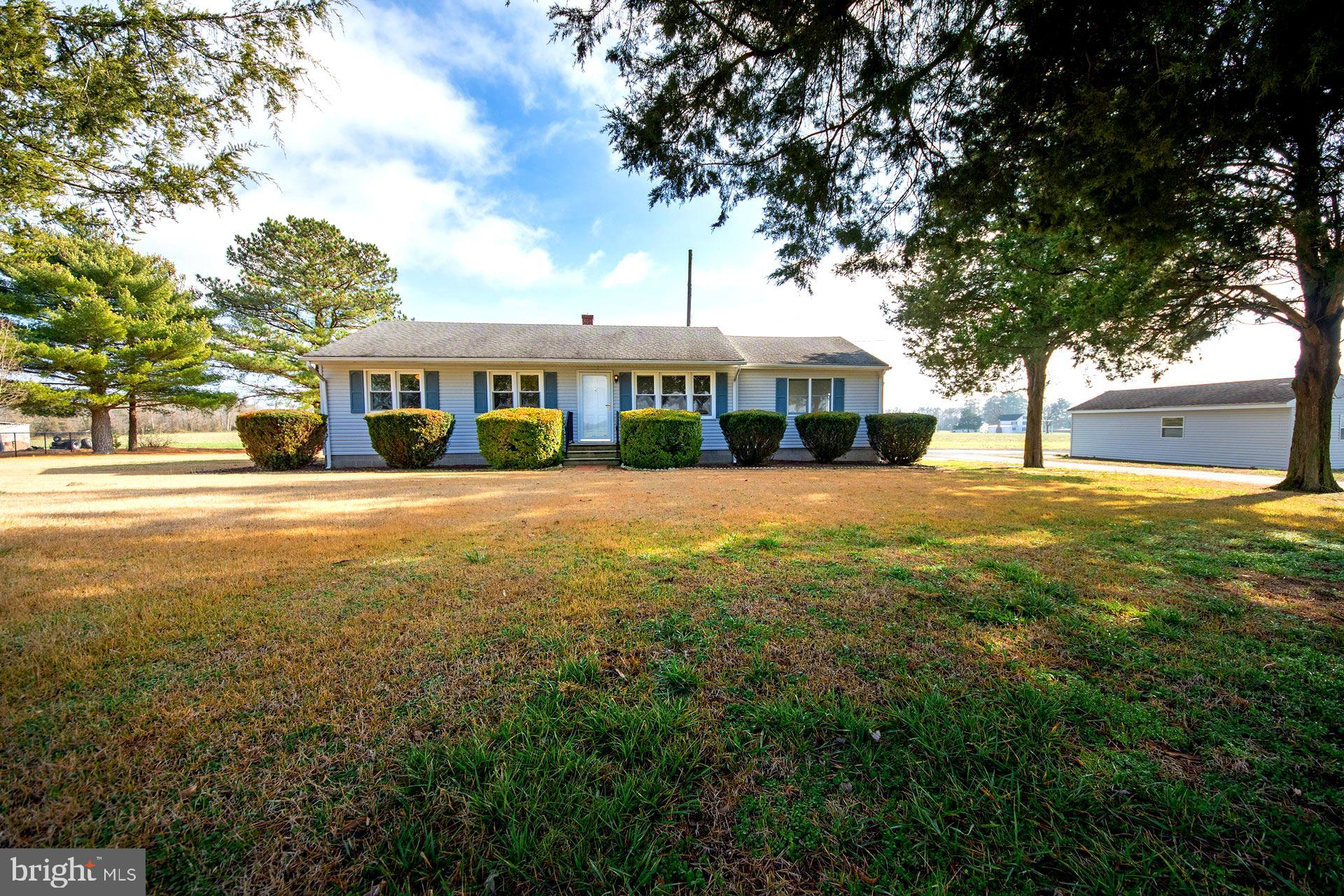 5613 INDIANTOWN ROAD, RHODESDALE, MD 21659