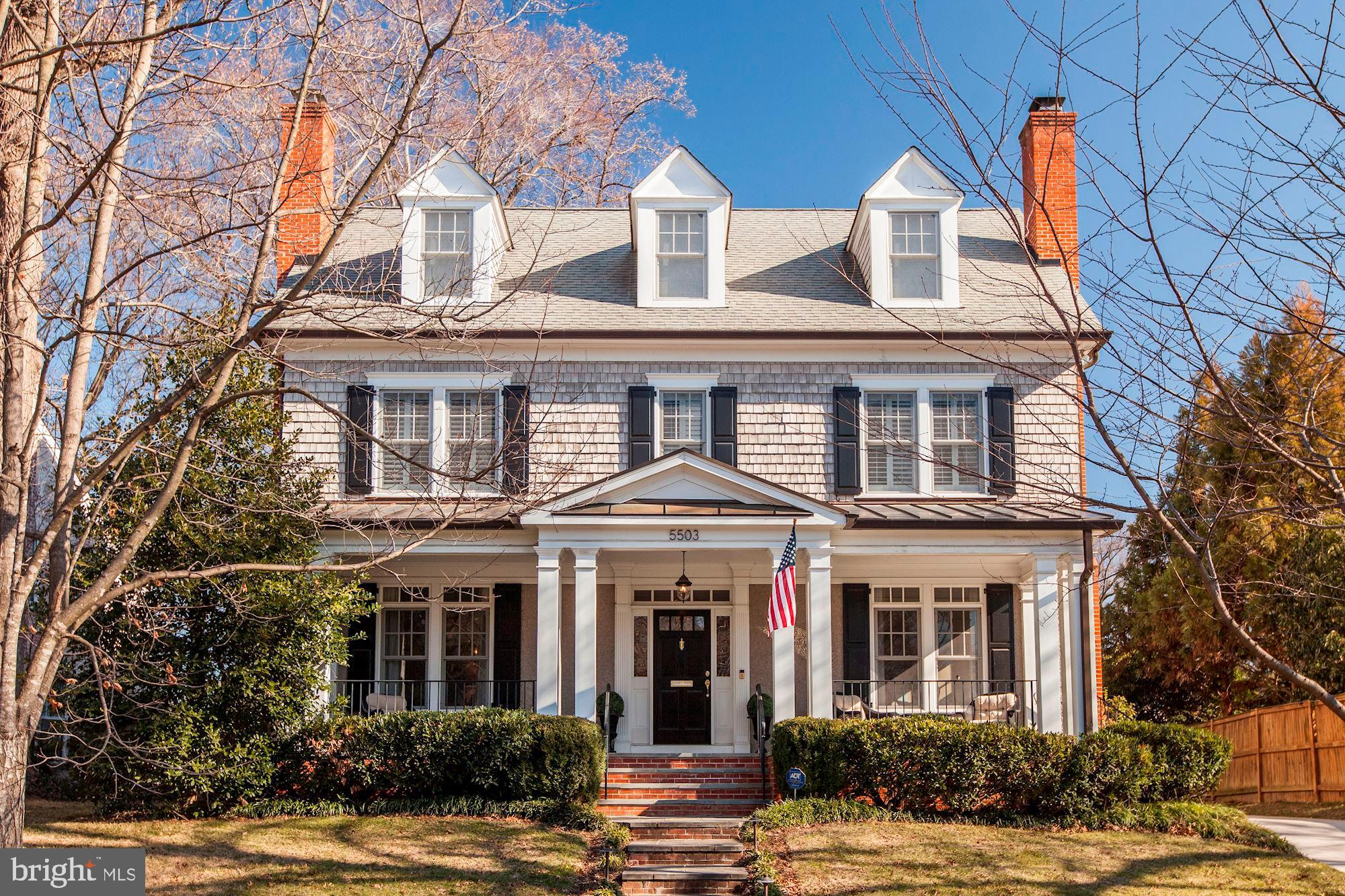 5503 ALBIA ROAD, BETHESDA, MD 20816