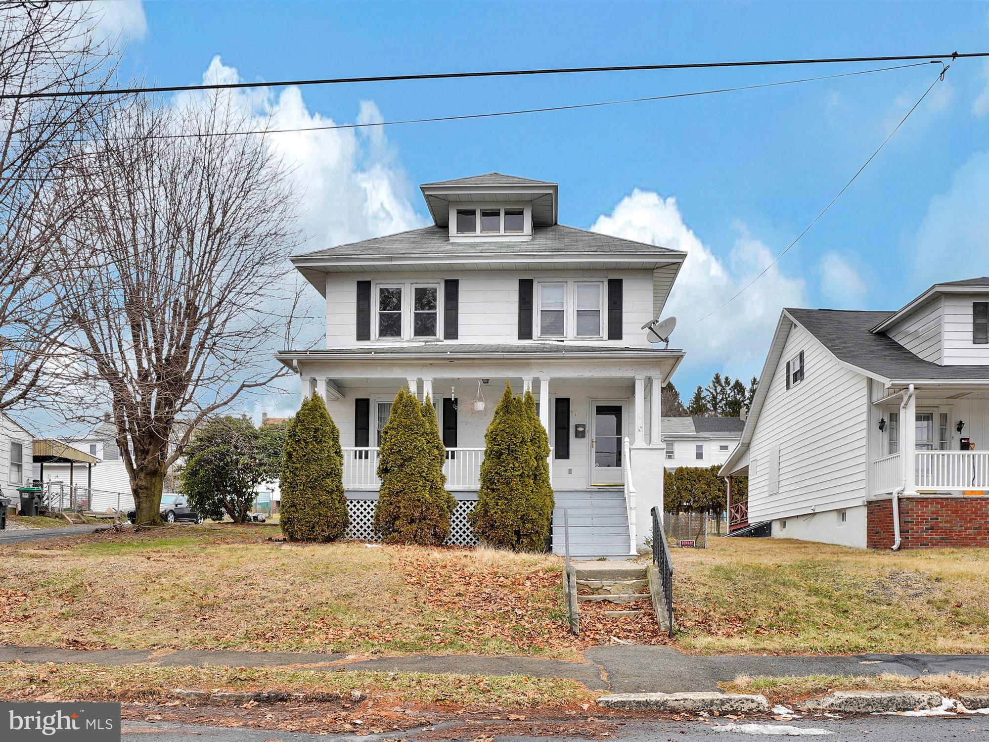 517 W WASHINGTON STREET, FRACKVILLE, PA 17931