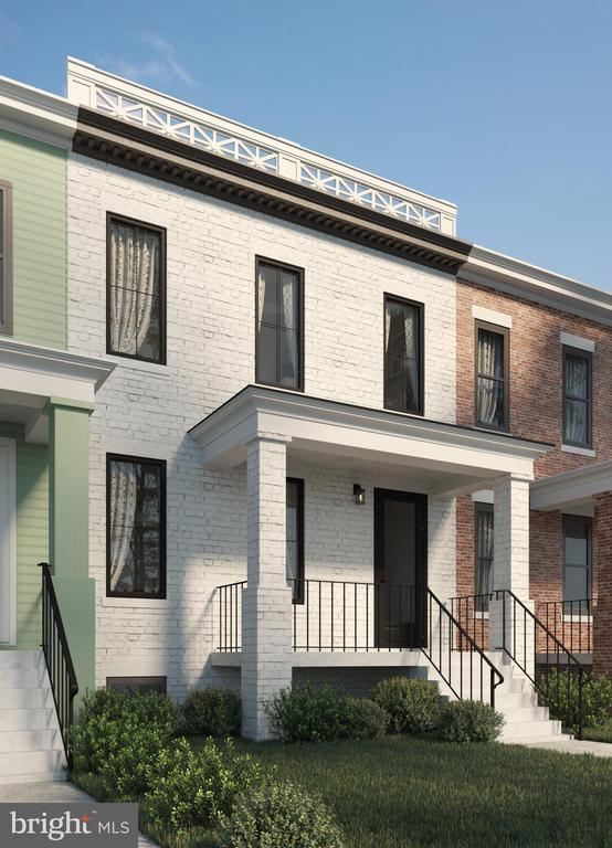 Do not miss out on this incredibly rare opportunity to work with a DC premier developer- Urban Restoration in creating your dream home! This is your chance to customize a home based on your wishlist and lifestyle in one of the most desirable neighborhoods in the city. Contact us TODAY to get more details!