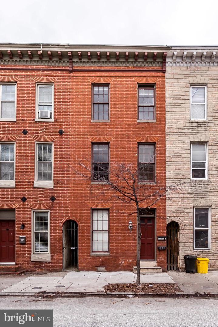 930 Hanover Street  #2 - Baltimore City, Maryland 21230