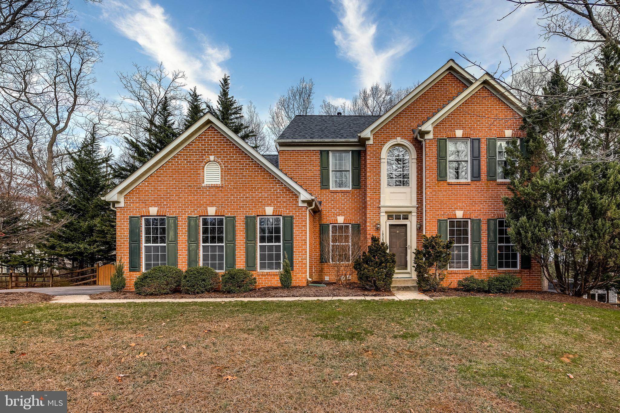 1936 SYCAMORE SPRING COURT, COOKSVILLE, MD 21723