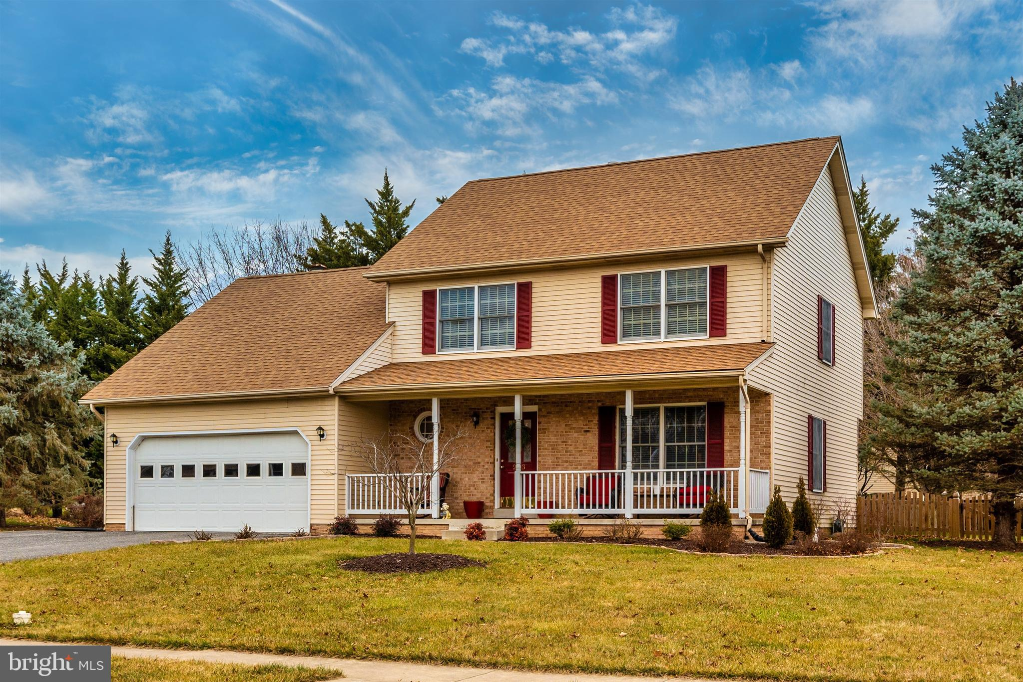 213 DEER RUN DRIVE, WALKERSVILLE, MD 21793