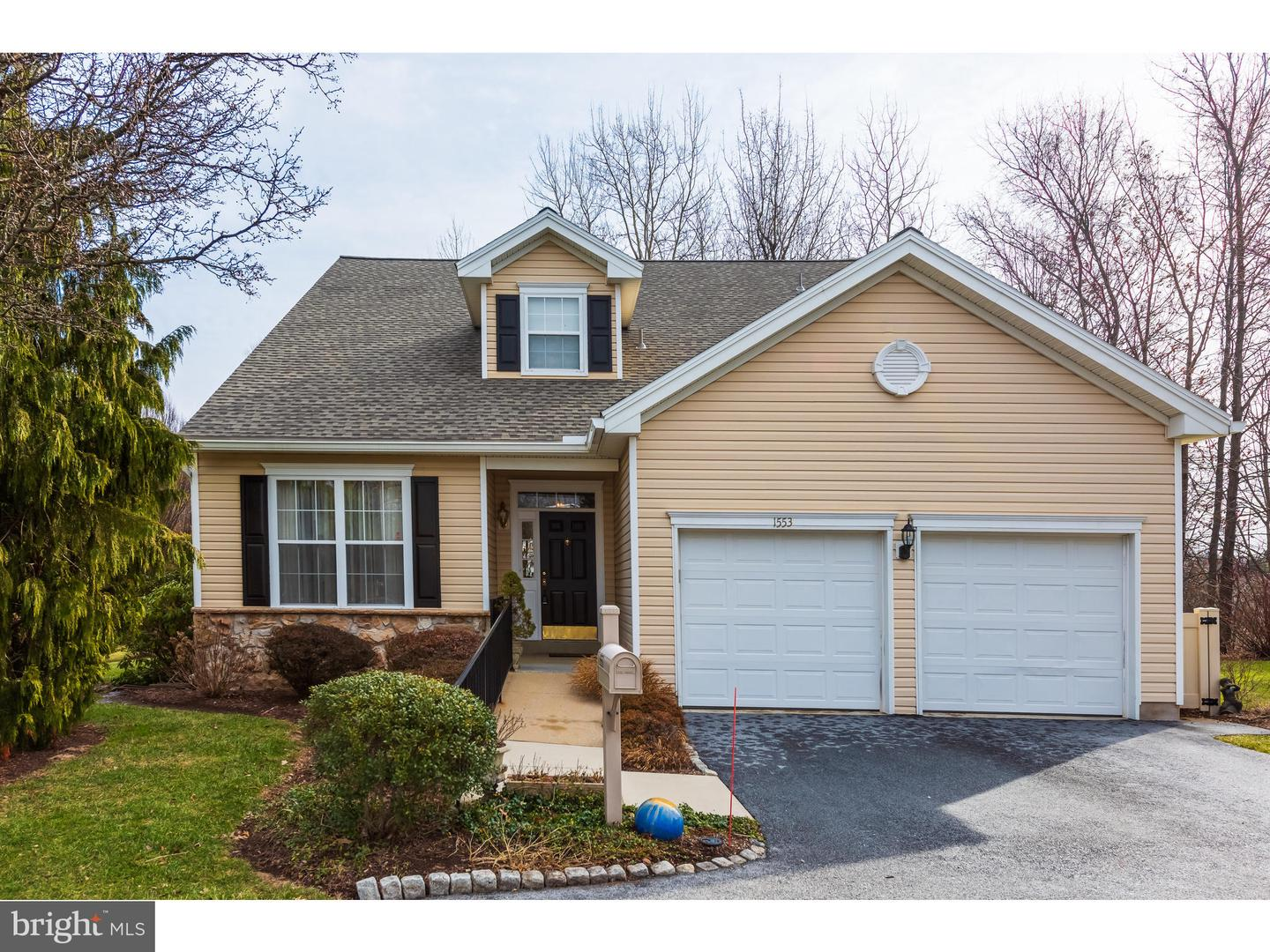 1553 Ulster Circle West Chester, PA 19380