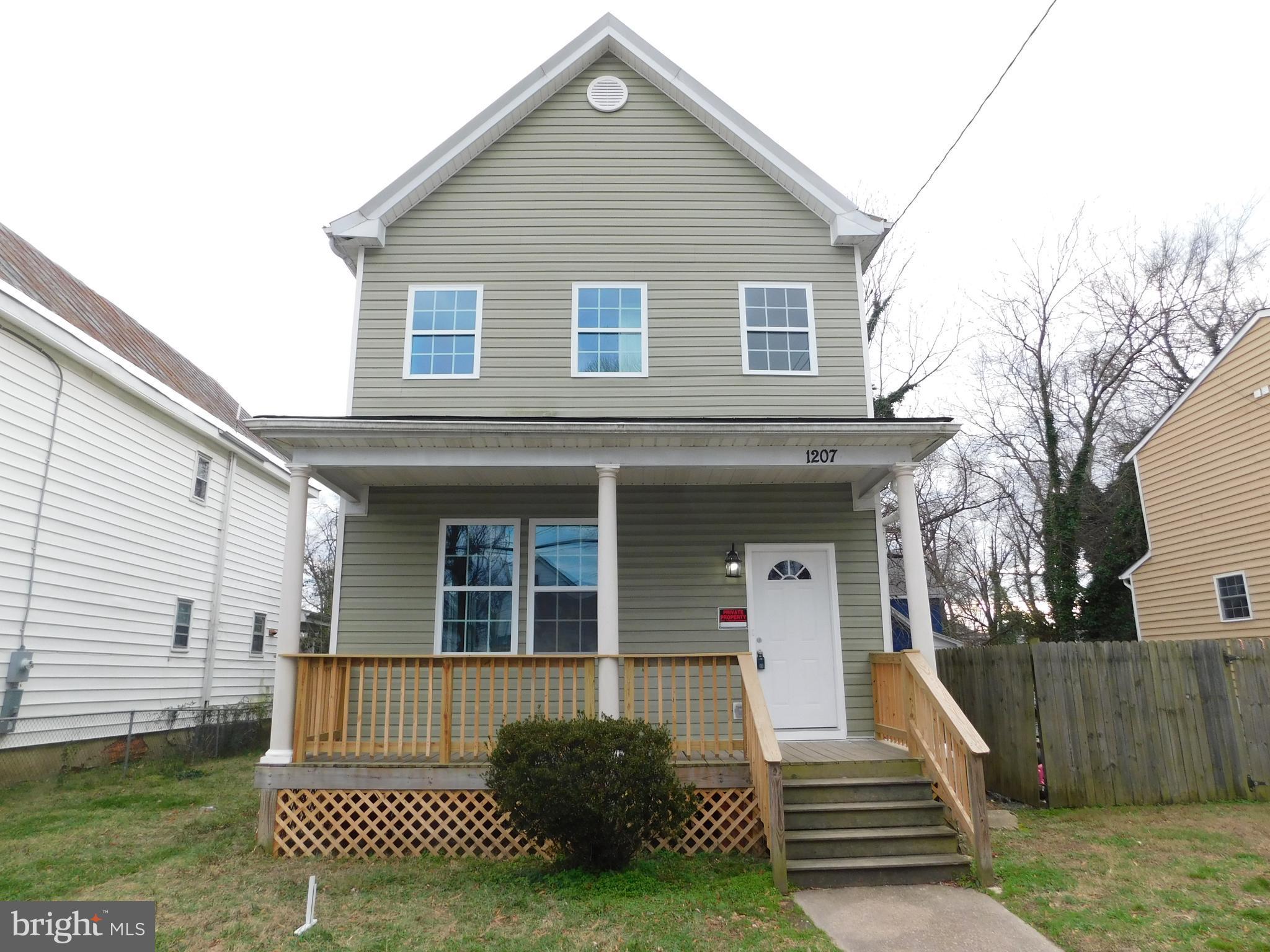 1207 HIGHLAND VIEW AVENUE, RICHMOND, VA 23222