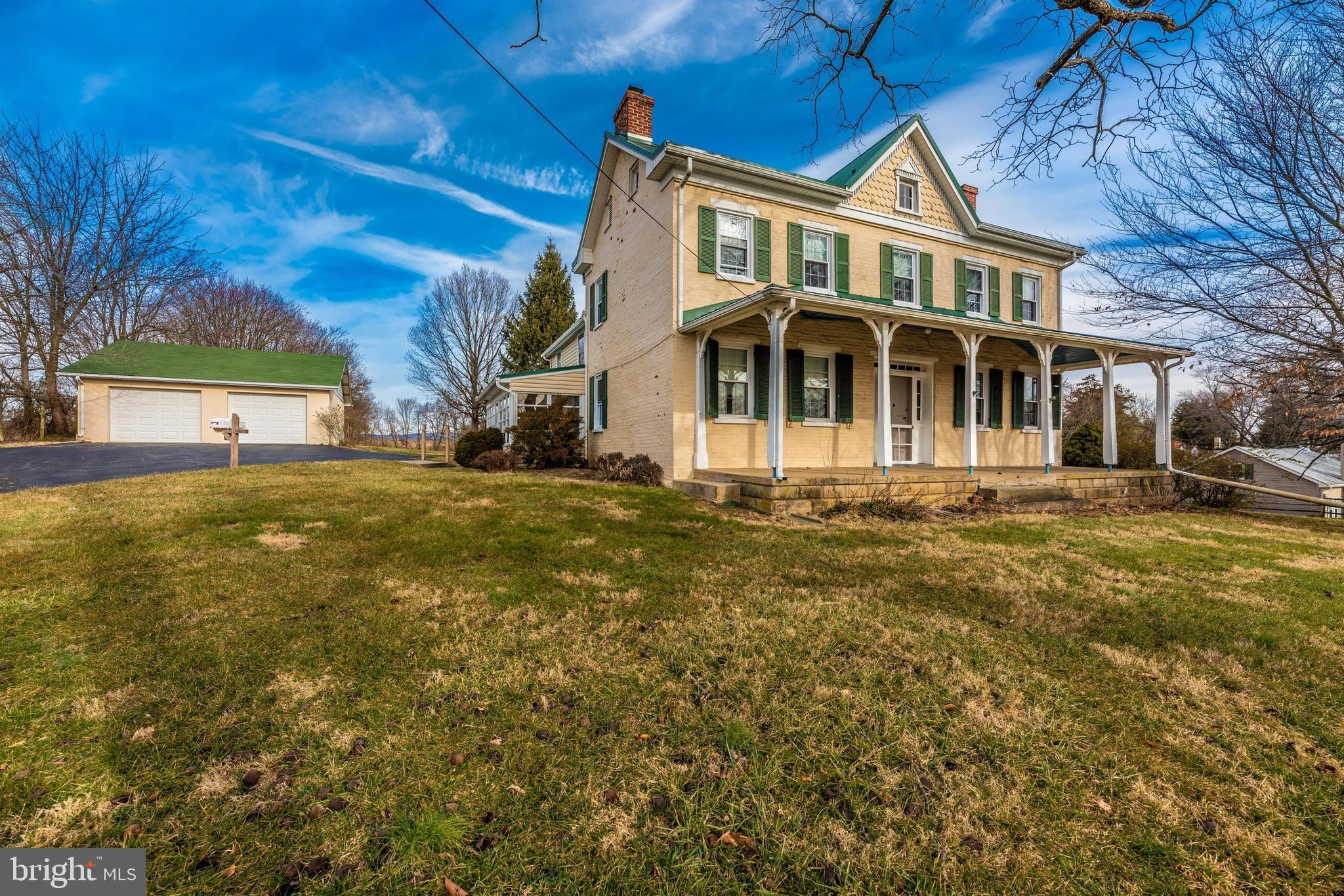 1956 JEFFERSON PIKE, KNOXVILLE, MD 21758