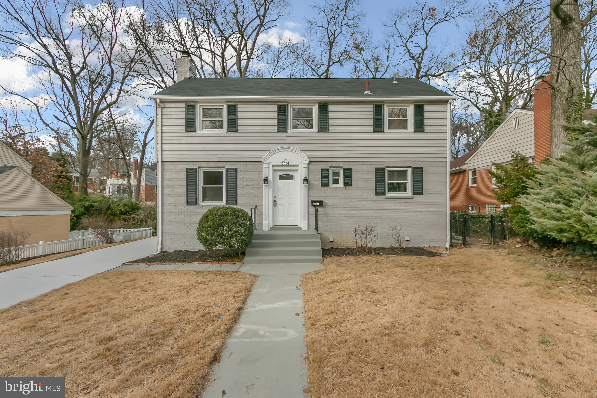 6004 FOREST ROAD, CHEVERLY, MD 20785