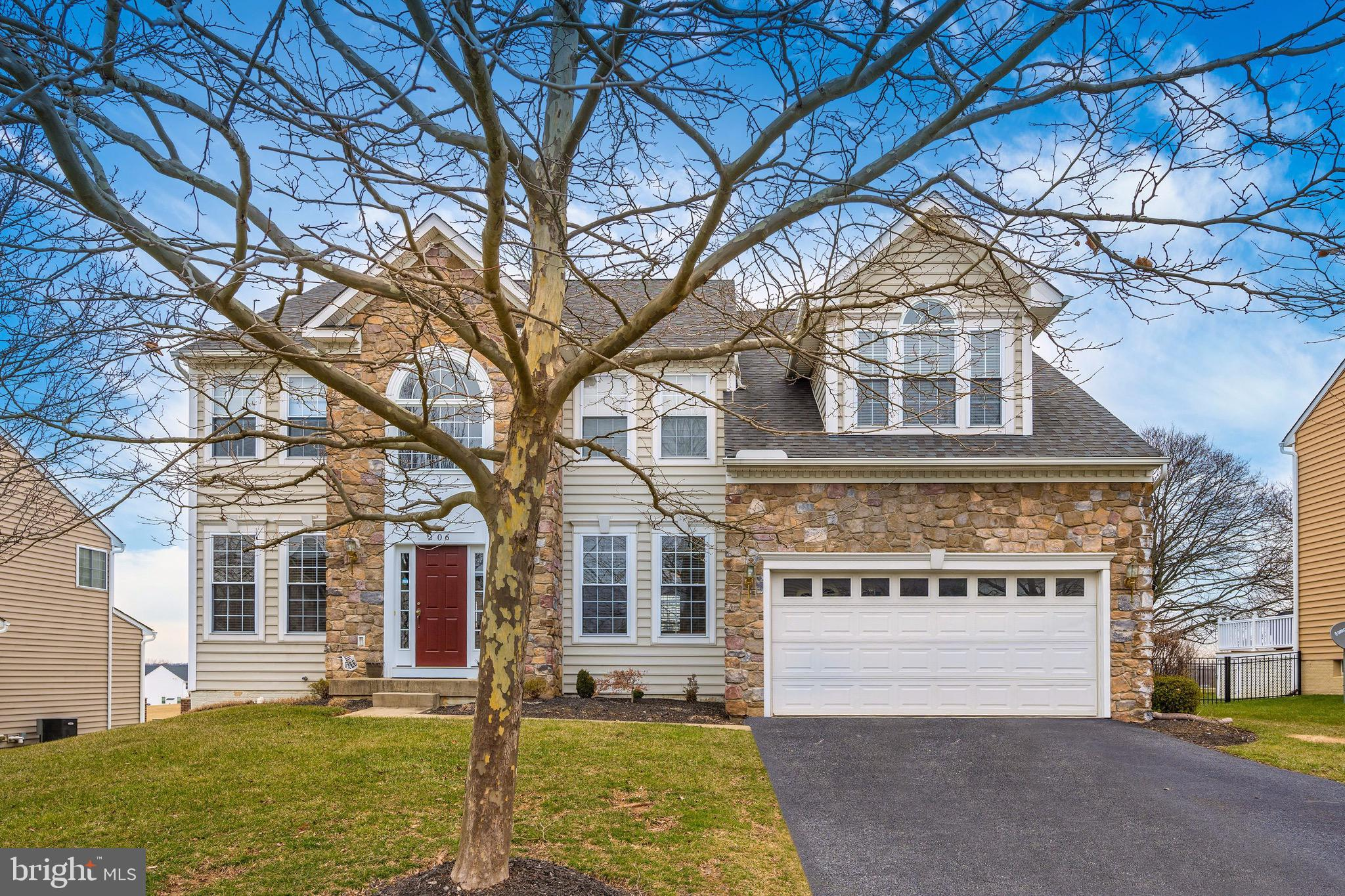 206 WYNDTRYST DRIVE, WESTMINSTER, MD 21158