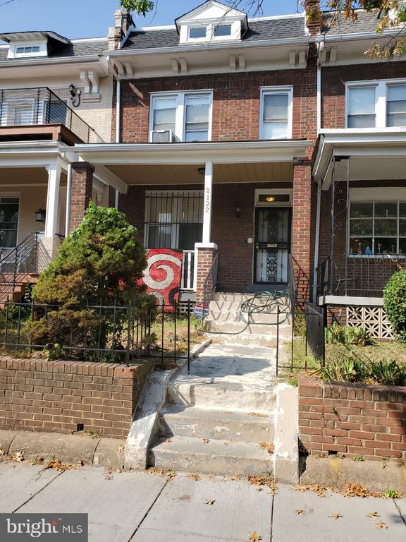 This property is priced to sell!! Awesome opportunity to own in the Le Droit  Park area of NW Washington DC. SOLD AS IS!! 48 HOURS ADVANCE APPOINTMENT REQUIRED!! CALL AGENT Kim 240-472-0914 to schedule. Also register with CSS TO CONFIRM APPOINTMENT. Location! Location! Location!!  Do  not show without confirmation!! Tenant occupied!! 3rd Party requires LIVE MRIS STATUS FOR AT LEAST 5 DAYS BEFORE SELLER CAN ACCEPT OFFERS. Please SUBMIT YOUR HIGHEST AND BEST OFFER BY Feb,6,2020. All offers will be reviewed on Friday February 7,2020. Thank you for showing!! MULTIPLE OFFERS RECEIVED!! NO MORE SHOWINGS!! Attention : Seller prefers The Law offices of Jill P. Michaels to handle settlement