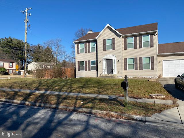 309 NALLEY ROAD, LANDOVER, MD 20785