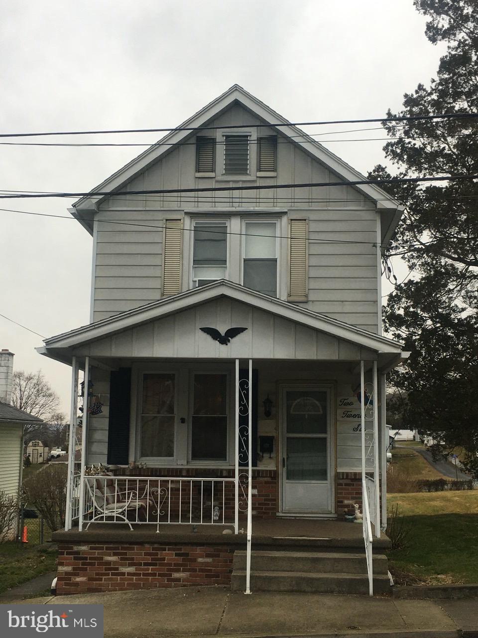 226 N WEST STREET, WILLIAMSTOWN, PA 17098