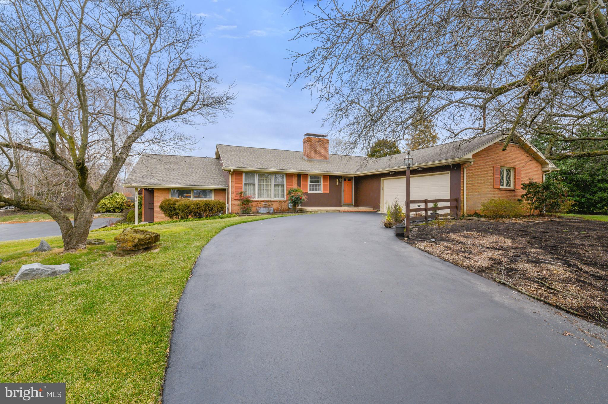 """$10,000 Buyer Credit available for an accepted offer on or before 06/24/2020.  ----   The perfect layout for our """"Work at Home"""" world! Has it been a challenge for you and your family to adapt to working from home? Would you like to have a bit more privacy, peace and quiet while you work? This home's distinctive 5-room attached office space can provide it all. Even better? This sprawling ranch is """"priced to sell"""" and one of the best values per square foot on the market in greater Wilmington. You can live and work at the same location, or transform the office space into an expansive in-law suite, guest house or teenage retreat. The possibilities are endless! Picture this: You grab your morning coffee from the kitchen and make your commute by heading down 6 steps to your attached sun-lit workspace. Your office boasts its own exterior entrance door, porch, half bath and 5 parking spaces conveniently located on Foulk Road. Your attached home has its own driveway off Lanside Drive, immaculate hardwood floors, 2 wood-burning fireplaces and a spacious Four Seasons room. Incredibly unique and well-maintained, this home is just waiting for your personal touch."""