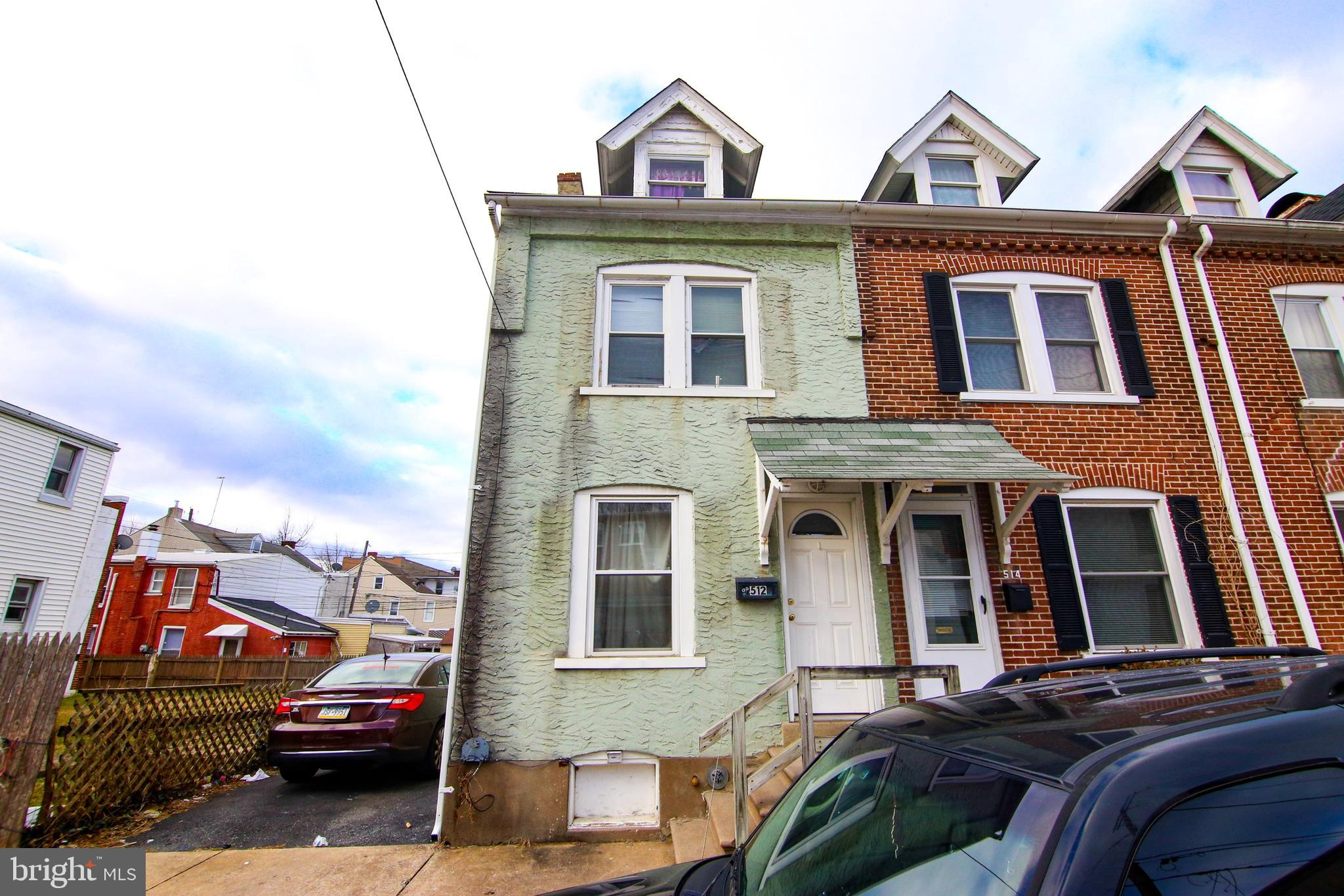 512 N NEW STREET, ALLENTOWN, PA 18102